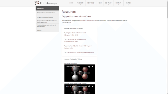 HSIO-resources-page