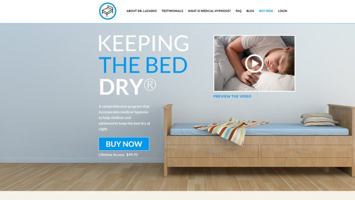 keeping-the-bed-dry-homepage
